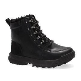 Tênis Ramarim Boot Forrado Feminino Preto
