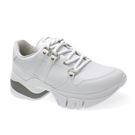 Tênis Ramarim Napa Vest Plus Feminino Branco