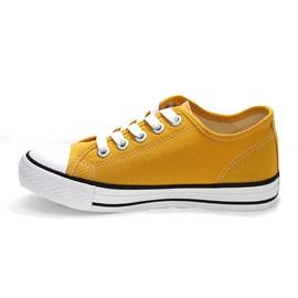 Tênis Street Star Basic Color Masculino Amarelo