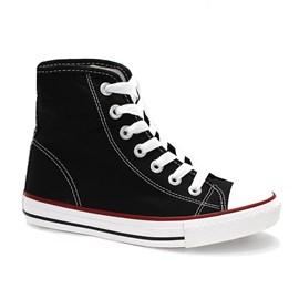 Tênis Street Star Boot Masculino Preto